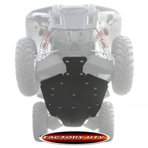 Polaris Sportsman ACE Three Eights Inch UHMW Skid Plates