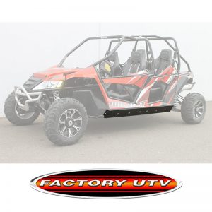 Arctic Cat Wildcat Four UHMW Rock Sliders,Factory UTV Wildcat Four UHMW Rock Sliders