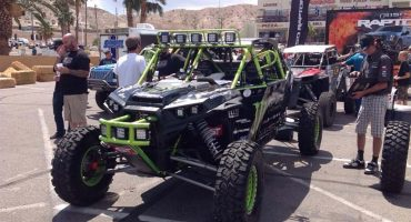 Factory UTV Support Racers Sweep Podium at Inaugural Laughlin Desert Classic
